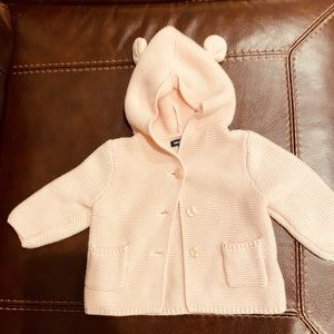 Baby Gap- Baby Brannan Bear Sweater, 3-6 M, NWOT